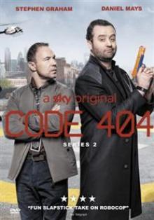 TV SERIES  - DVD CODE 404: SERIES 2