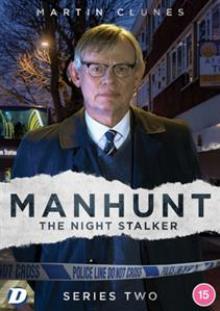 TV SERIES  - DVD MANHUNT: SERIES 2 - THE..