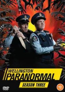 TV SERIES  - DVD WELLINGTON PARANORMAL -..