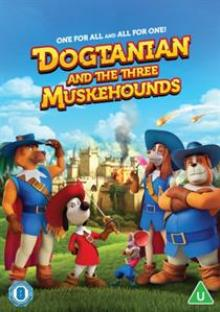 ANIMATION  - DVD DOGTANIAN AND THE THREE..