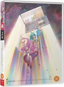 ANIME  - DVD EUREKA SEVEN:..