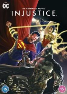 ANIMATION  - DVD INJUSTICE