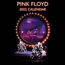 PINK FLOYD =CALENDAR=  - KAL 2022 CALENDAR