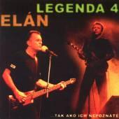 ELAN  - CD LEGENDA 4