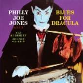CD Jones Philly Joe Blues for dracula