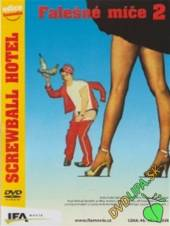 DVP Film DVP Film Falešné míče 2 (screwball hotel) dvd