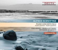 CD  Alfred Schnittke Piano quintet/piano quartet/piano c