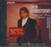 CD Hvorostovsky dmitri Hvorostovsky dmitri: CD Songs of love and desire