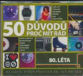 3xCD Various 80.leta-50 duvodu pro mit