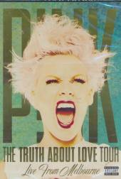 DVD Pink Pink: DVD Truth about love tour: