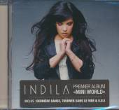 CD Indila Indila: CD Mini world