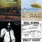 4xLP Young neil Young neil: 4xLP Official release series 5-8
