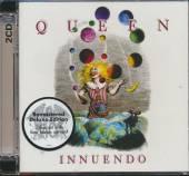 CD Queen Queen: CD Innuendo (2cd)