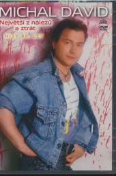 DVD Michal david DVD Michal david NejvĚtŠÍ z nÁlezŮ a ztrÁt - hity 80.let, dvd