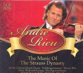 3xCD Rieu andre Rieu andre: 3xCD Music of strauss dynasty
