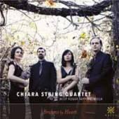 CD+DVD Chiara String Quartet Brahms by heart