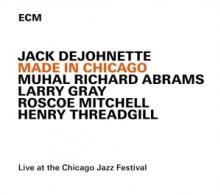 CD Dejohnette Jack Made in chicago
