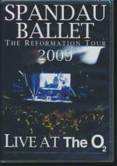 DVD Spandau ballet Spandau ballet: DVD Live at the o2 the reformation tour 2009