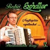 CD Schaller Robo Najlepsie opilecke… harmonika hraj 3 !