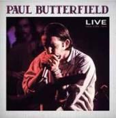 CD+DVD Paul Butterfield Live 1970