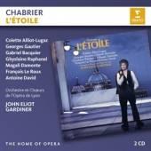 CD  Gardiner John Eliot Chabrier: l'etoile