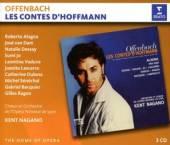 CD Nagano/alagna/van Dam/dessay Offenbach: les contes d'hoffmann