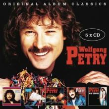 CD  Petry Wolfgang Original album classics