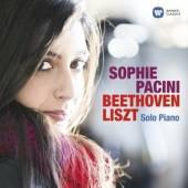 CD  Pacini Sophie Chopin, liszt: solo piano