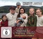 2xCD Kelly Angelo & Family Irish christmas / premium