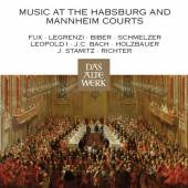 CD  Harnoncourt Nikolaus Music at the court of mannheim/music at