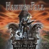 2xCD Hammerfall Built to last -cd+dvd-