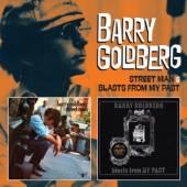 CD Barry Goldberg Street man c/w blast from my pasts