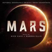 CD Cave Nick & Warren Ellis Mars