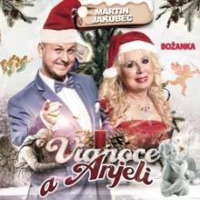 CD Jakubec Martin & Bozanka Vianoce a anjeli