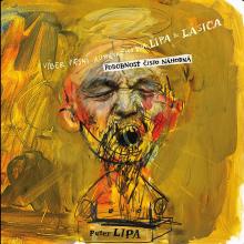 2xVINYL Lipa Peter / Lasica Milan Podobnost cisto nahodna [vinyl]
