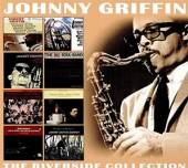 4xCD Johnny Griffin The riverside collection 1958 - 1962 (4cd)