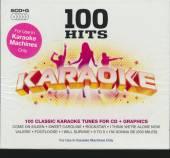 5xCD Karaoke 100 hits karaoke