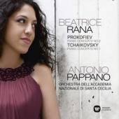 CD Rana Beatrice/orchestra Dell' Prokofiev, tchaikovsky: piano concertos
