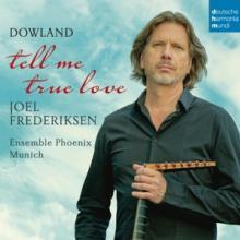 CD Frederiksen Joel Tell me true love