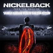 CD Nickelback Feed the machine