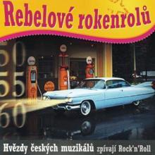 CD Rebelove Rokenrolu Hvezdy ceskych muzikalu zpivaji rock?n roll
