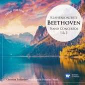 CD Zacharias/vonk Beethoven: klavierkonzerte nr. 1 & 3