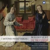 CD Choir Of The Gulbenkian Foundation/cesar Antonio pinho vargas: magnificat / de pr