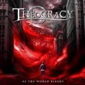 2xVINYL Theocracy As the world bleeds (transparent red vinyl) [vinyl]