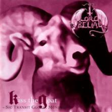 VINYL Lord Belial Kiss the goat [vinyl]