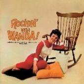 VINYL Jackson Wanda Rockin with wanda [vinyl]