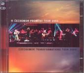 2xCD Cechomor Cechomor: 2xCD Promeny tour 2003