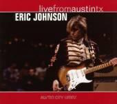 VINYL Johnson Eric Live from austin tx ltd. [vinyl]