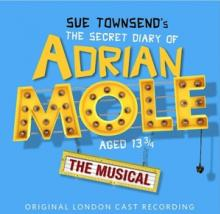 CD Musical Secret diary of adrian..