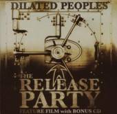 2xCD+DVD Dilated Peoples Release party
